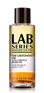THE GROOMING OIL 3-in-1 SHAVE AND BEARD OIL